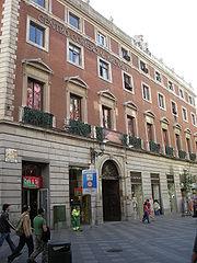 PROPUESTAS DE RULADA DE LA COMUNIDAD DE MADRID - DOMINGO 8 DE MARZO 180px-Palacio_de_Gaviria_2