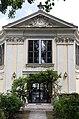 Palais Schönborn Volkskundemuseum Wien 2018 Garten Portal 1.jpg