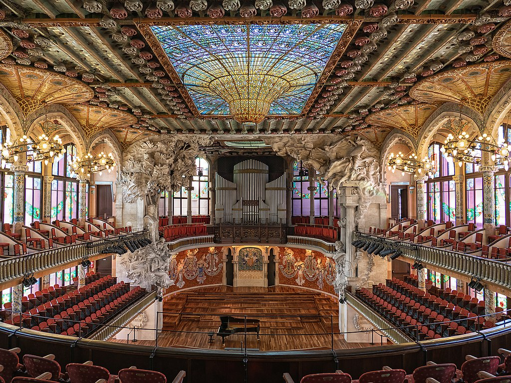 Palau de la Música Catalana-Palace of Catalan Music (Image 2)
