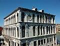 Palau dei Camerlenghi, part superior, Venècia.JPG