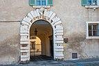 Palazzo Martinengo Cesaresco Novarino portale Piazza del Foro Brescia.jpg