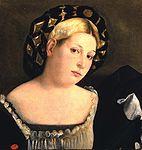 Palma, Jacopo (il Vecchio) - Portrait of a Woman.jpg