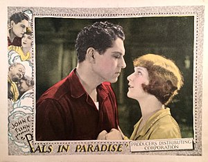 Pals in Paradise - Lobby card