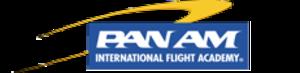 Pan Am International Flight Academy - Image: Pan Am International Flight Academy Logo