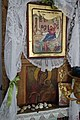 Panagia of Nikouria, icons and seashells, 18M2116.jpg