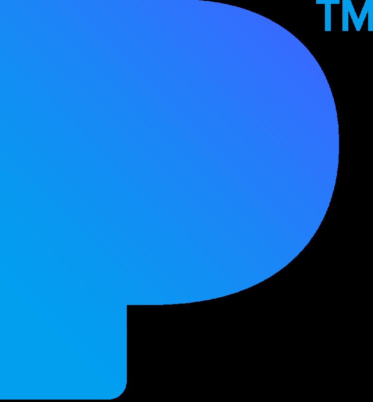 Resultado de imagen de pandora logo png