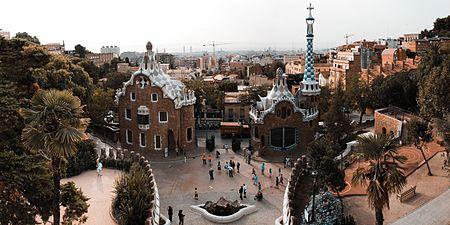 Hotel Catalonia Park Guell Barcelona
