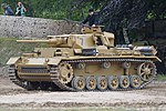 Panzer III Ausf.L 'K1615 7' (31470185398).jpg