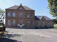 Papleux (Aisne, Fr) mairie.jpg