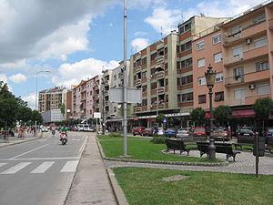 Paraćin - Image: Paraćin