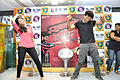 Parineeti Chopra,Arjun Kapoor From The Cast of 'Ishaqzaade' visit Planet M, Jaipur (4).jpg