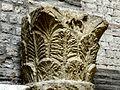 Paris (75), abbaye Saint-Germain-des-Prés, chapiteau envoyé au musée de Cluny 15.jpg