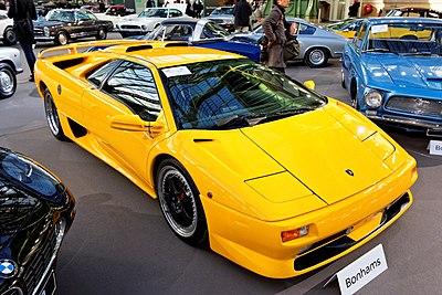 Lamborghini Diablo The Reader Wiki Reader View Of Wikipedia
