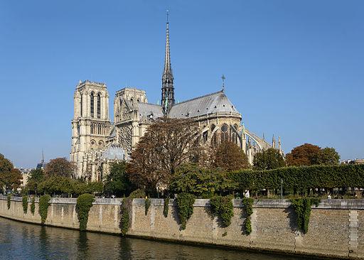 Paris Notre-Dame Southeast View 01