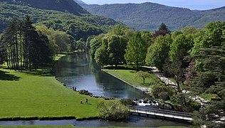 Park of Domaine de Vizille in 2016.jpg