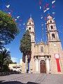 Parroquia de San Luis Rey, San Luis de la Paz, Guanajuato - Fachada.jpg