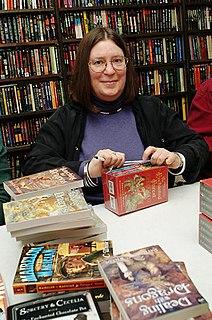 Patricia Wrede American author
