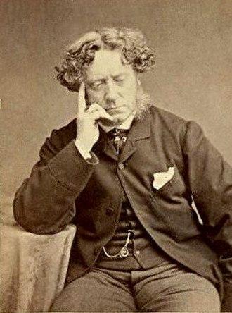 Joseph Noel Paton - Joseph Noel Paton, 1866, photograph by Thomas Annan