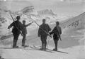 Patrouille auf Skiern - CH-BAR - 3237141.tif