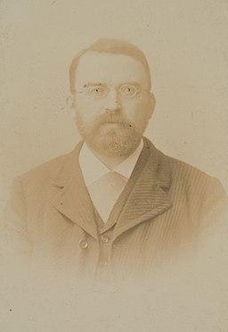 Paul Hugo Wilhelm Hensel (HeidICON 28823) (cropped)