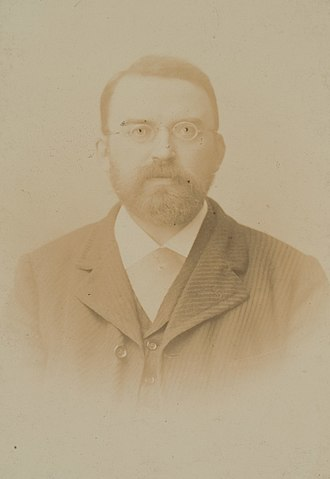 Paul Hensel - Hensel, c. 1900