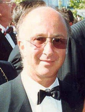 Paul Shaffer - Shaffer at the 1992 Emmy Awards