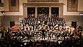 Pauluskirche Ulm Konzert Überblick Oratorienchor und Sinfonisches Blasorchester 2 2009 03 22.jpg