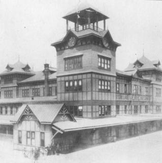 Pavonia Terminal