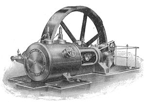 Hugo Lentz - Paxman-Lentz single-cylinder engine