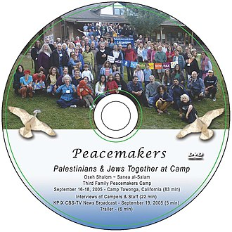 Jewish-Palestinian Living Room Dialogue Group - Image: Peacemakers Film