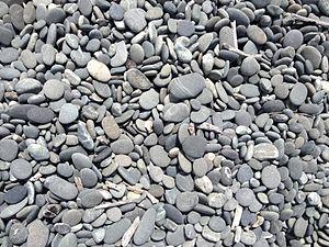 Birdling's Flat - Pebbles from Birdling's Flat