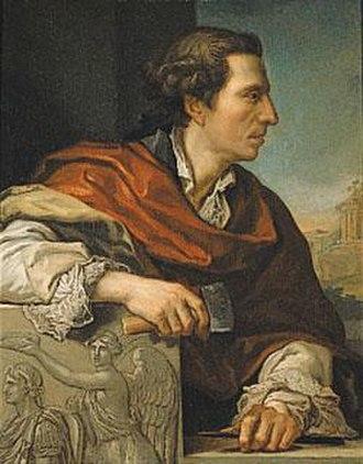 Peder Als - Image: Peder Als Johannes Wiedewelt 1766