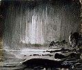 Peder Balke - Northern Lights over Coastal Landscape - NG.M.01323 - National Museum of Art, Architecture and Design.jpg