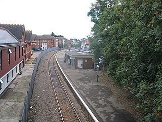 Penarth railway station
