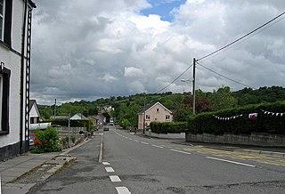 Pencader, Carmarthenshire Human settlement in Wales
