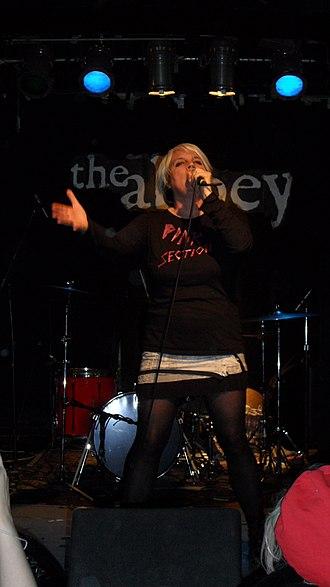 Penelope Houston - Chicago 10/28/2012