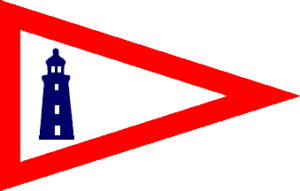 United States Lighthouse Service - Image: Pennant of the United States Lighthouse Service