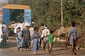 People are walking with relief material in Tsunami hit area at Dhavanampetti in Cuddalore.jpg