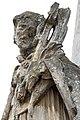 Pereszteg, Védőszentek szobra 2021 17 Nepomuki Szent János.jpg