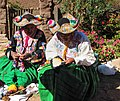 Peruvian women at handwork.jpg