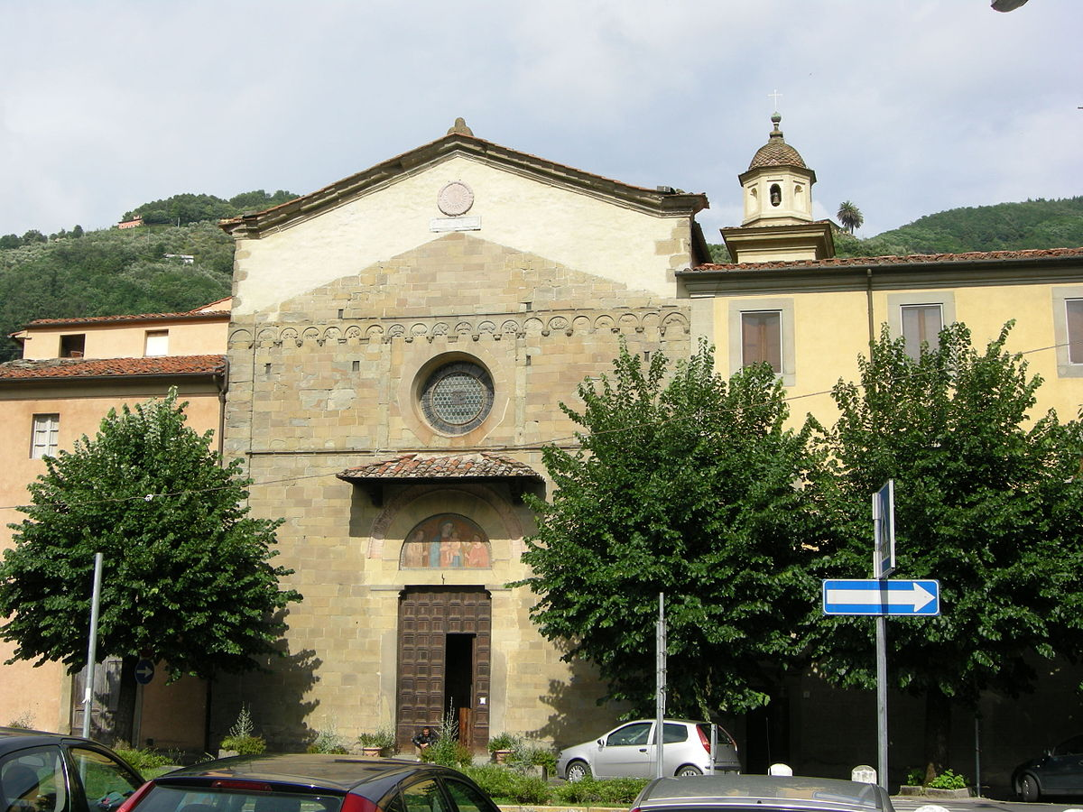 San Francesco Pescia Wikipedia