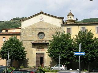 religious building in  in Pescia