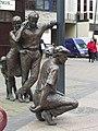 Petanque Statue, Bond Court, Leeds - geograph.org.uk - 112778.jpg