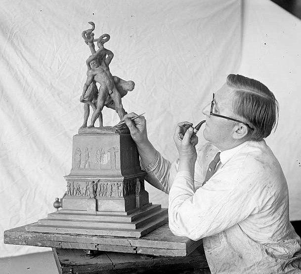 Peter David Edstrom 1922