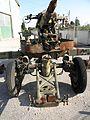 Pezzo artiglieria surplus, Ferro Polesine Rovigo 03.JPG