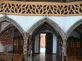 Pfarrkirche Kuchl - Innenraum 4 Empore.jpg