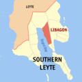 Ph locator southern leyte libagon.png