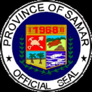 Samar (province) - Image: Ph seal samar