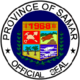 Official seal of Samar