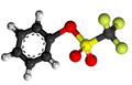 Phenyl trifluoromethanesulfonate3D.png